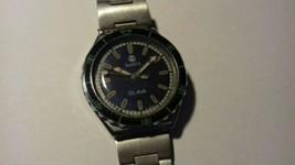 Slava Quartz mens wrist watch RARE Collectible USSR Vintage Gift for men - $60.00
