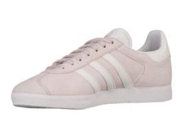 Adidas Womens Gazelle Casual Shoes Ice Purple/White/Gold Metallic BA9601 - €70,89 EUR
