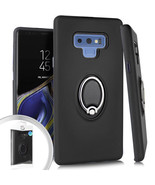 "For Samsung Galaxy Note 9 N960 6.3"" Case Magnet Ring Stand Cover - $9.45"