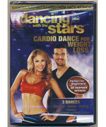 Dancing with the Stars Cardio Dance for Weight Loss DVD New and Sealed - $10.00