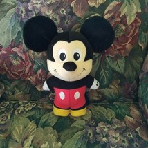 Talking Mickey Mouse Plush 2009 Fisher Price Mattel Disney Stuffed Toy S... - $24.99