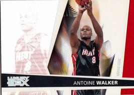 2005-06 Topps Luxury Box Season Ticket Basketball Card #82 Antoine Walker - $0.94