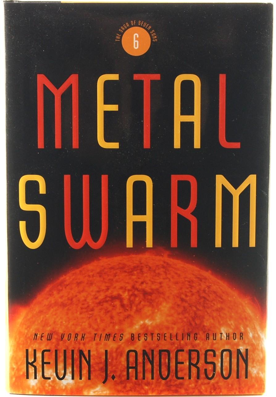 Book anderson metal swarm