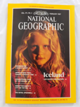 National Geographic Magazine - Feb. 1987, Vol. 171, No. 2 - $13.00