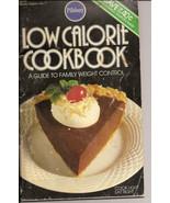 Low Calorie Cookbook Pillsbury Classics Cookbooks No 7  Family Weight Co... - $2.50