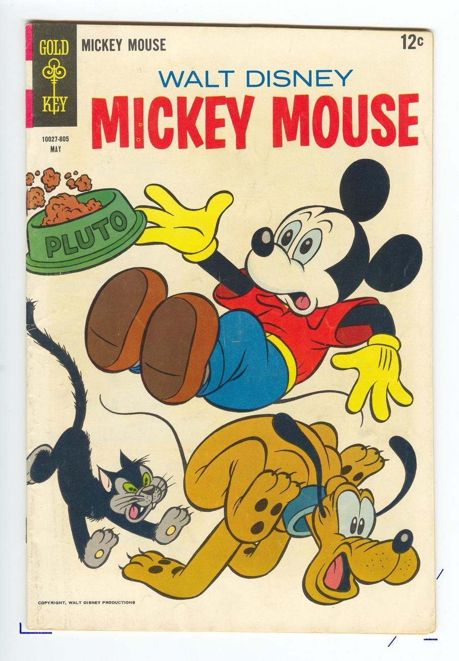 Comic mickey mouse117.1