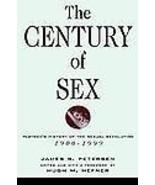 THE CENTURY OF SEX by James Petersen & Hugh Hefner /1st - $93.50