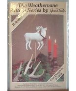 The WEATHERVANE REINDEER Series Pattern by Yours Truly  - $7.00