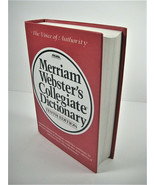 Merriam-Webster's Collegiate Dictionary by Inc. Staff Merriam-Webster... - $17.86