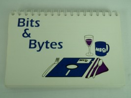 Bits & Bytes Master Software Corporation Spiral Bound Cookbook Book MSC - $25.64