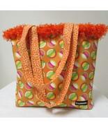 NWOT Large Custom Bag Daddy Orange Retro Shoulder Bag Shoppers Tote - $35.00