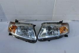 08-11 Mazda Tribute Headlight Lamp Matching Set Pair L&R - DEPO image 1