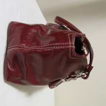 Relic Brand Cranberry Red Faux Leather Shoulder Bag Size Small image 4
