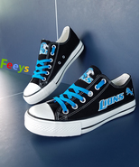 Detroit Lions shoes Detroit Lions sneakers Fashion Christmas gift birthd... - $55.00+