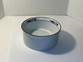 "DANSK  BISTRO MARIBO PATTERN JAPAN SOUFFLE DISH 7"" - $29.69"