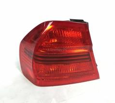 BMW E90 3-Series Drivers Left Rear Outer Tail Light Brake Lamp 2006-2008 OEM - $94.05