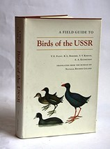 A Field Guide to Birds of Russia and Adjacent Territories Flint, Vladimi... - $15.14