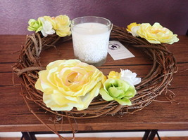 Bright Blossoms Centerpiece - $34.00