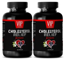 Immune Support Supplement - Cholesterol Relief Formula - Cholesterol Hair - 2 B - $24.27