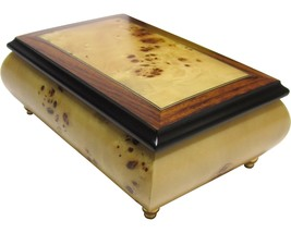 "Italian Music Box, 6.5"", Matte Finish - $219.95"