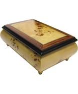 """Italian Music Box, 6.5"""", Matte Finish - $219.95"""