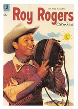1992 Arrowpatch Roy Rogers Comics Trading Card #67 > Trigger > Happy Trail - $0.99