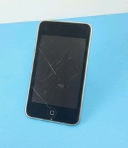 Apple iPod Touch 2nd Generation 8GB A1288 Cracked Screen For Parts AS IS... - $12.17