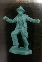 BLUE Player Figure Replacement Piece Indiana Jones GAME OF LIFE Board Game - $6.79