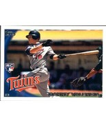 2010 Topps Update #US-191 Danny Valencia Twins NM-MT (RC - Rookie Card)  - $6.00