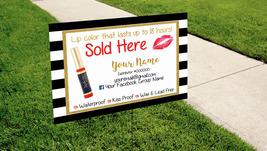 Lipsense Yard sign - Modern - $36.99