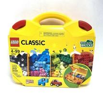 LEGO Classic Creative Suitcase 10713 Building Kit Playset 213pcs - $23.55