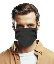 Cloth Protection Face Cover Mask Reusable Washable Breathable Cotton Made in USA image 14