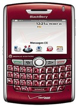 New Blackberry 8830 Red World Phone (Verizon)(Page Plus) QWERTY Cellular... - $47.49
