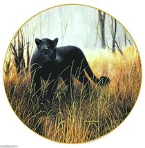 Powerful Presence Most Magnificent Cats 1991 Charles Fracé Bradford Plat... - $37.95