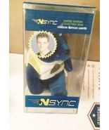 1 NSync JC Limited Edition No Strings Attached Bear FREE SHIPPING - $29.99