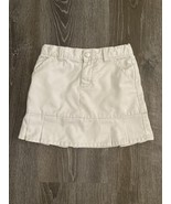 Gymboree Skirt with Sewn in Under Shorts Size 7 - $10.99