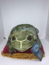 Universal Studios Harry Potter Frog Puppet Plush with Sound New with Tags - $44.05