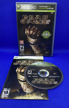 Dead Space (Microsoft Xbox 360, 2008) CIB Complete, Tested, Working! - $9.28