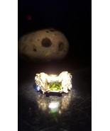 RARE Paranormal magic ring of solomon powerful magic, authentic djinn ri... - $97.77