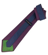 "New TOMMY HILFIGER SILK TIE Men's Neck Tie Blue, Pink DESIGNER 59"" - $11.95"