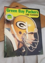 Green Bay Packers Yearbook 1980 Cover Rich Wingo - $24.25
