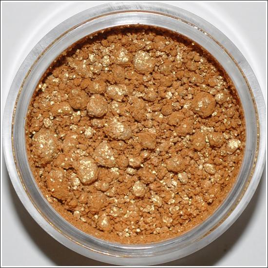 MAC Cosmetics Crush Metal Pigment Face Eye Blush - Stacked 2