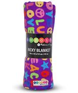 Beeposh Ricky Fleece Blanket - $20.00
