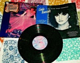LINDA RONSTADT  Whats New Record With Nelson Riddle Orchestra 1983 Jazz ... - £3.26 GBP