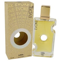 Ajmal Evoke Eau De Parfum Spray 2.5 Oz For Women  - $61.10