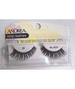 Andrea's Strip Lashes Fashion Eye Lash Style 28 Black - (Pack of 4) - $13.98