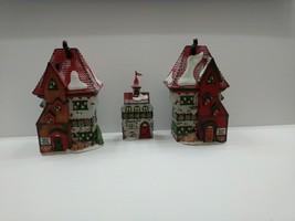 "Dept 56 North Pole ""North Pole Dolls & Santa's Bear Works"" *RETIRED* Ite... - $19.79"