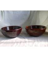 Lot of 2 Marcrest Daisy Dot Cereal Bowls Colora... - $9.99