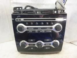 09 10 11 12 Nissan Maxima Audio/HVAC Control Panel Trim 68260 ZX75K PPB2 - $37.13