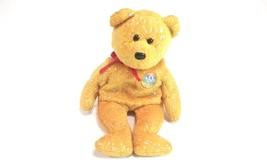 Ty Beanie Babies Decade Bear - $4.49
